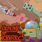 Captain Rogers Defense of Karmax