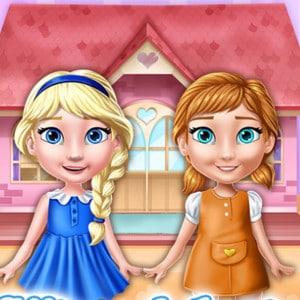 Ellie & Annie Doll House