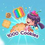 1000 Cookies