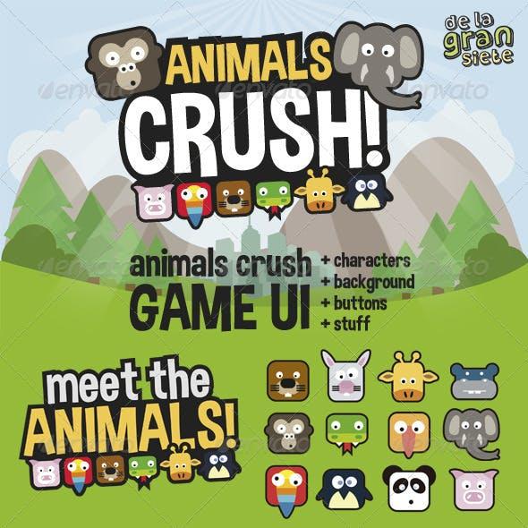 Animals Crush