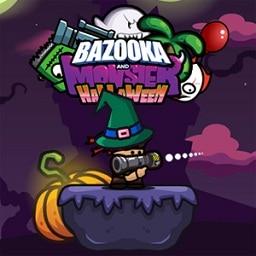 Bazooka and Monster Halloween