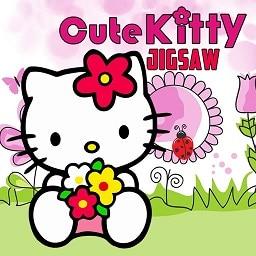 Cute Kitty Jigsaw