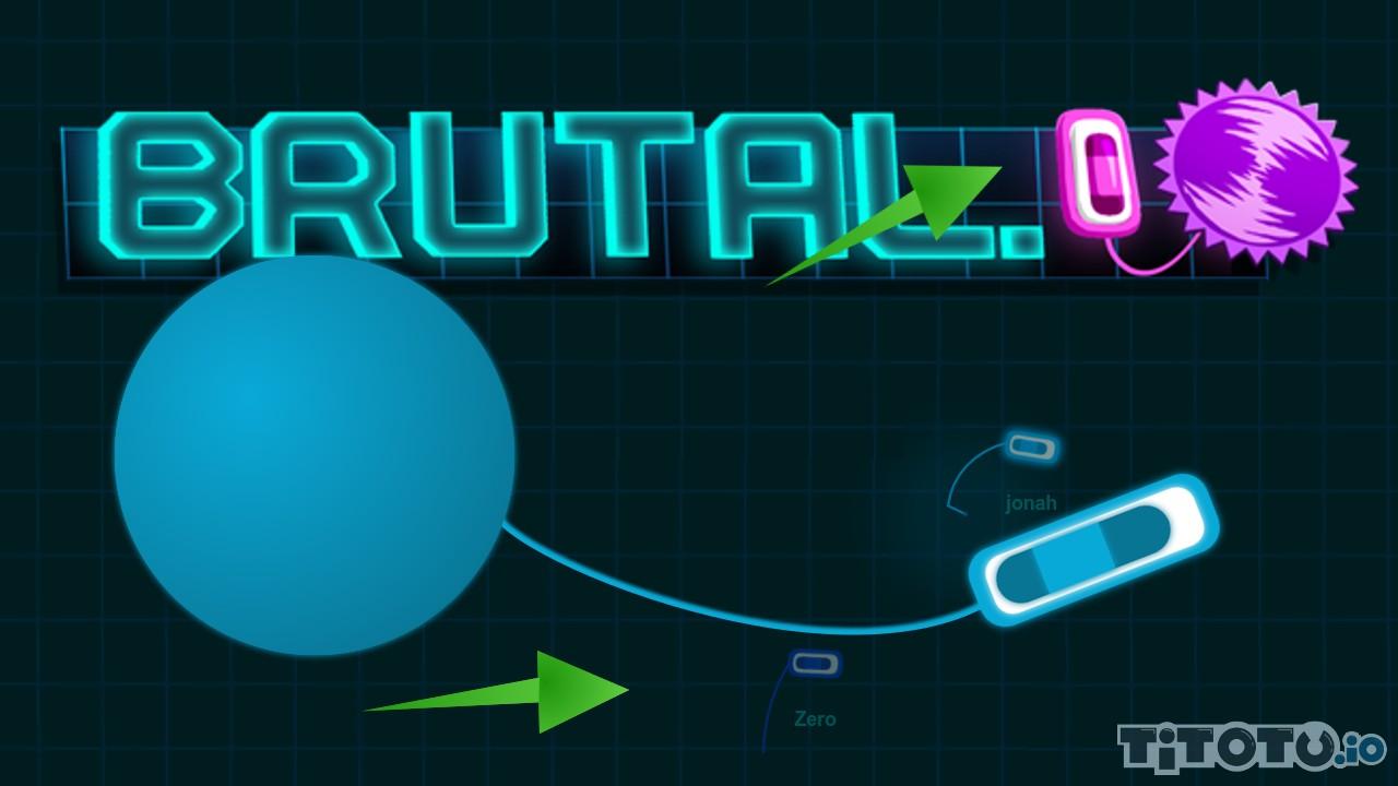 Brutal.io - Massive online multiplayer game