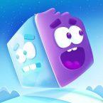Icy Purple Head Super Slide